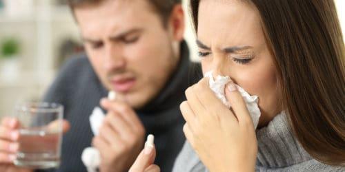 Antallet af influenza-smittede er i voldsom vækst - det er nu du skal passe ekstra på, hvis du vil undgå at blive smittet med influenza-virus.