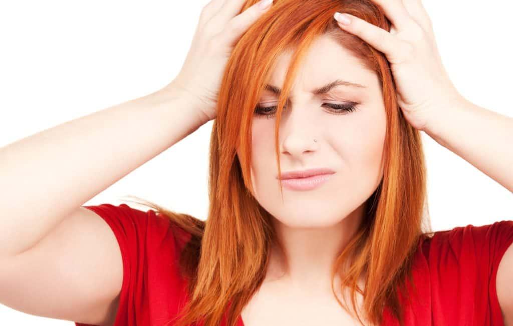 Pinex kan lindre svage smerter - som eksempelvis ondt i hovedet.