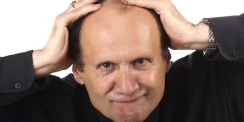 Man kan ikke klippe en skaldet mand men kender du svaret på dette spørgsmål: Hvorfor bliver man skaldet?