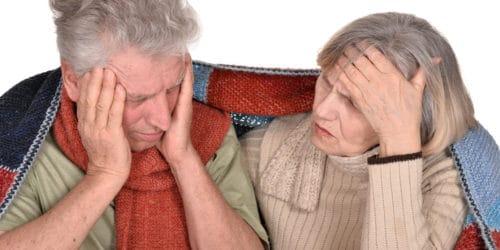 Ondt i halsen kan have en række forskellige årsager.
