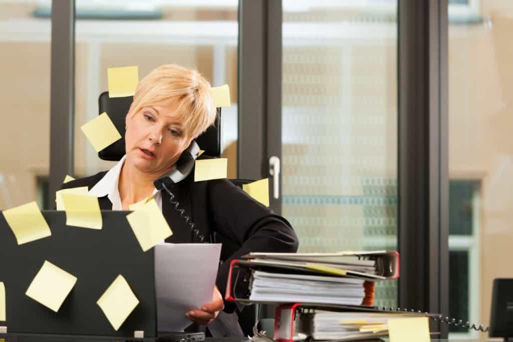 hvorfor bliver man stresset