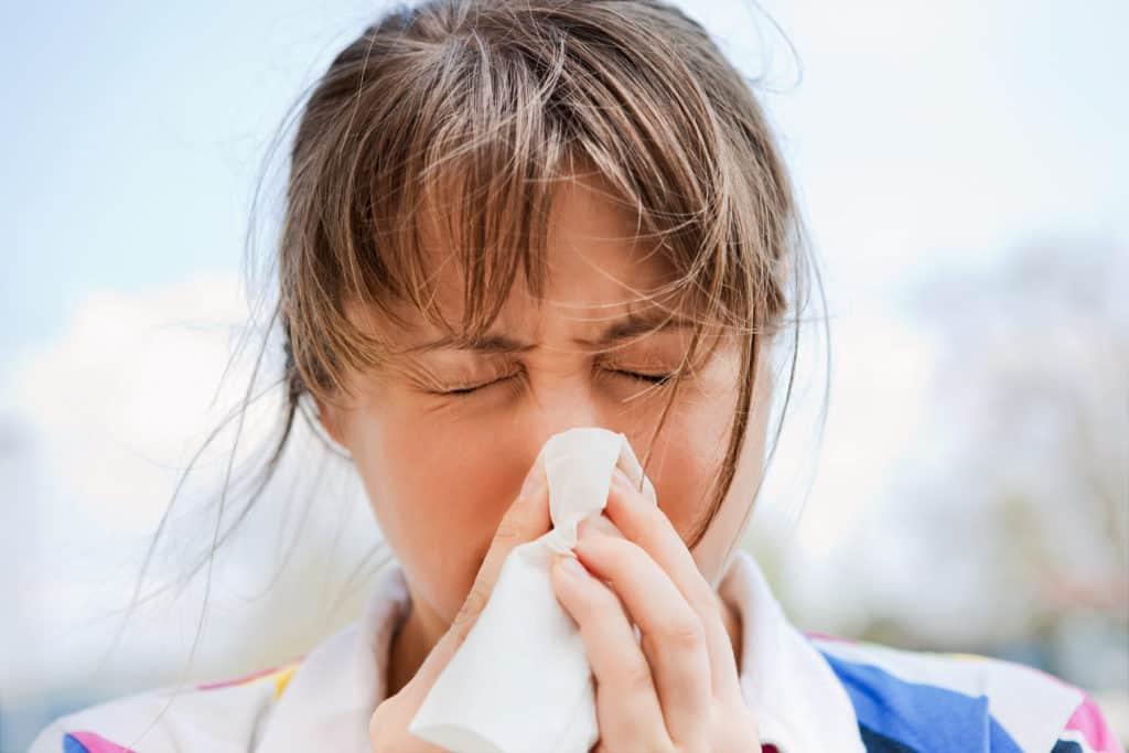 Hvis du har symptomer på allergi er det en god ide at få det undersøgt, så du kan komme i behandling for allergi. Det kan nemlig være meget generende.