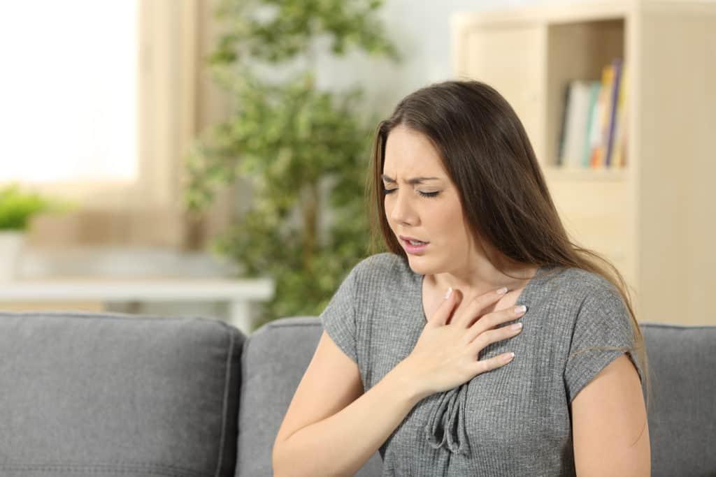 Der er god grund til at være opmærksom på din allergi - den kan nemlig i værste fald udvikle sig til allergisk astma.
