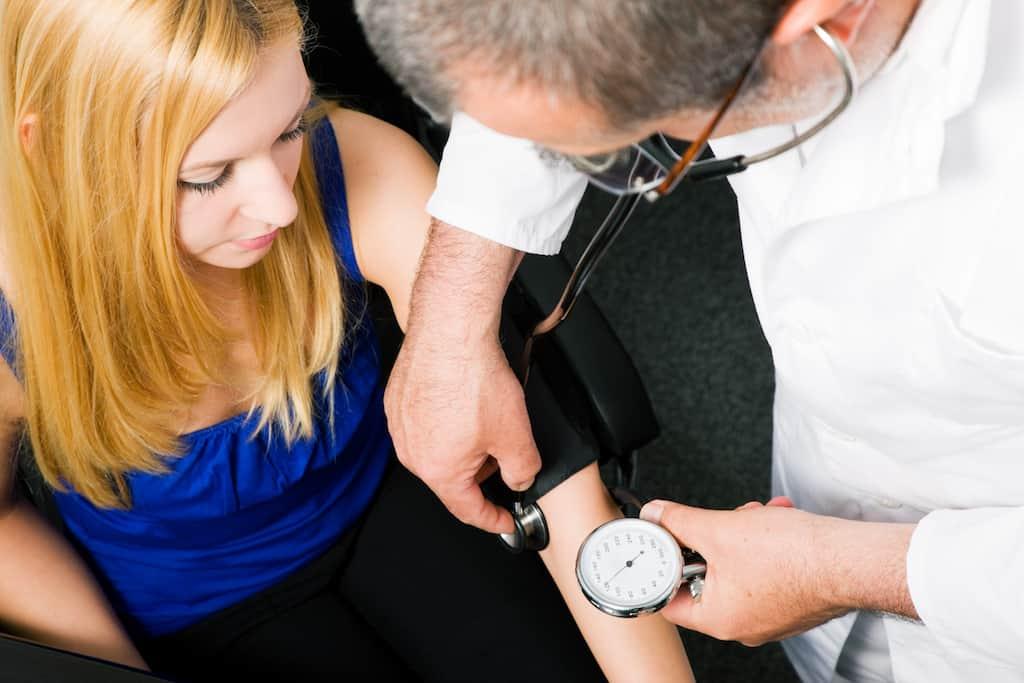 Billede resultat for måling af blodtryk