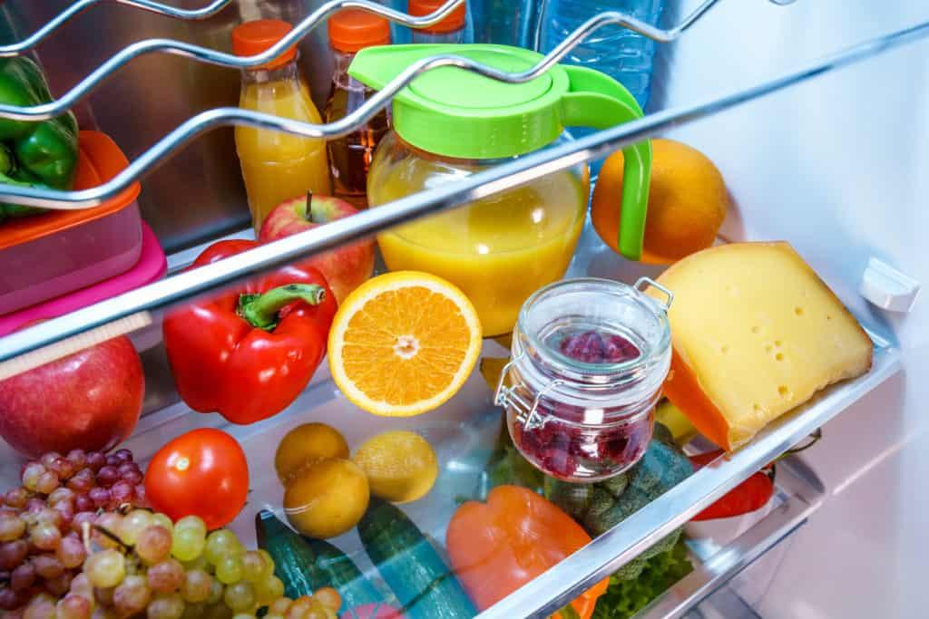 Billede resultat for hvad skal i køleskabet